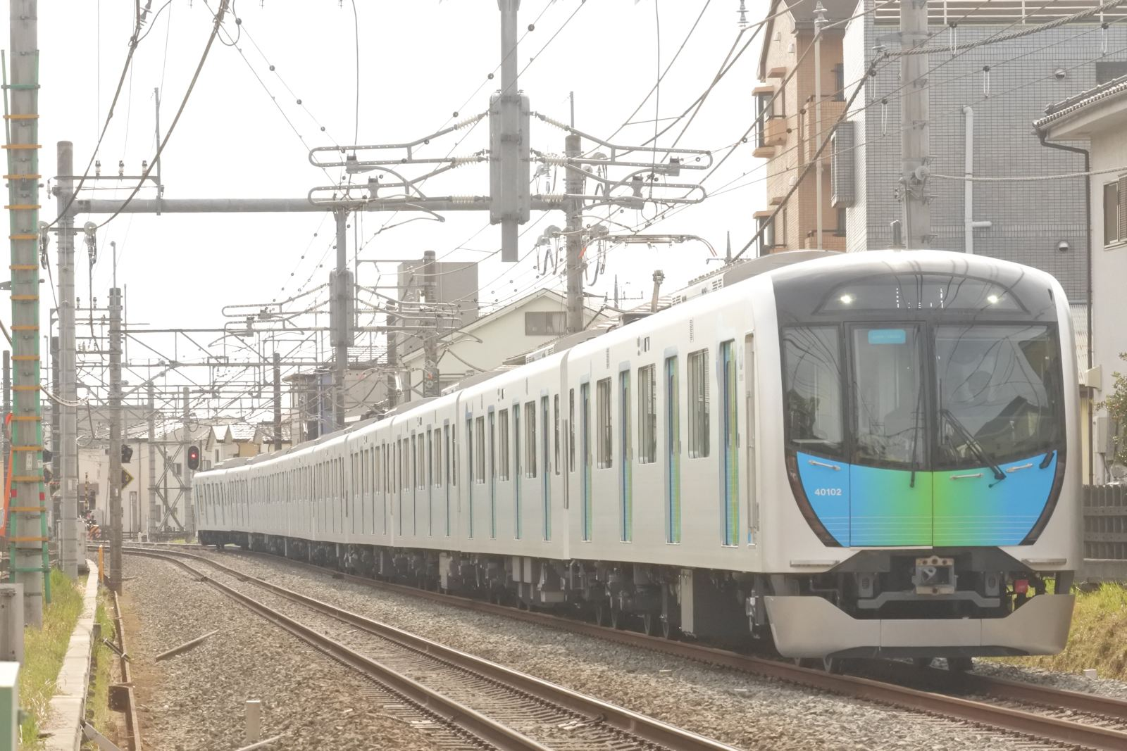 Seibu 40000 Series 40102F set
