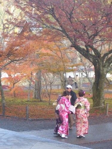 CIMG8726南禅寺境内で見かけたお着物姿.JPG