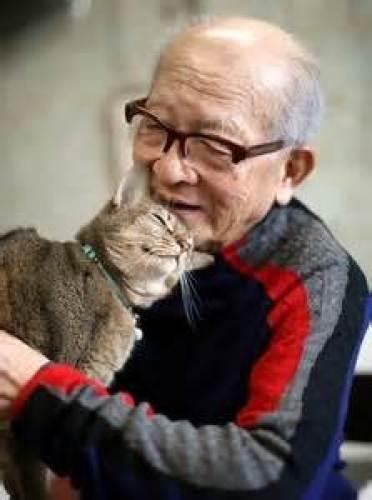 藤城氏と猫.jpg