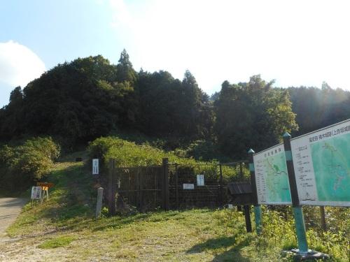 上赤坂城(大阪・千早赤阪村)