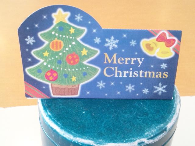 栄養科のクリスマス飾り