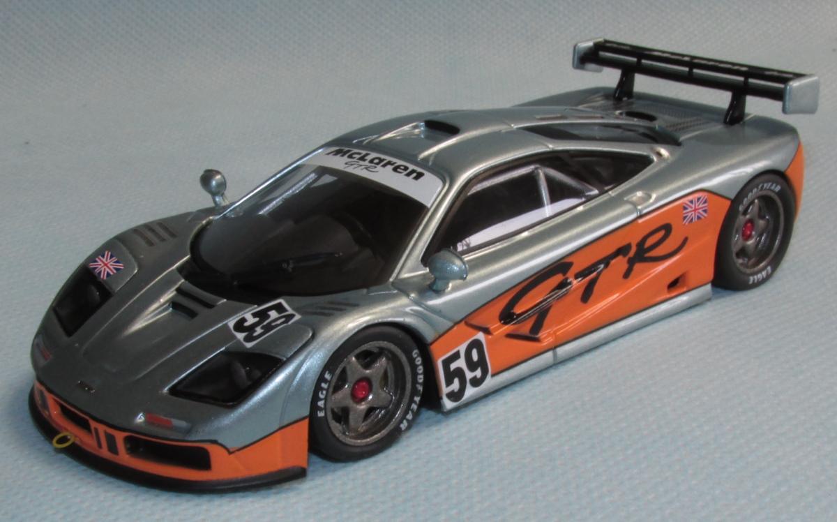 アビイロードのジョージ(マクラーレンF1 GTR) | studio PINE ...