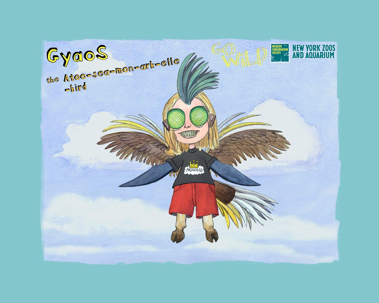 GyaoS
