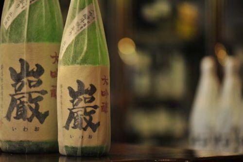 巖 大吟醸斗瓶取り出品酒.jpg