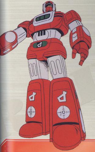 赤ロボ23