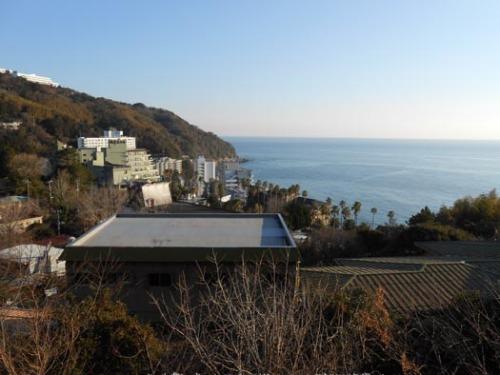 20130113熱川温泉たかみホテル4部屋から見た景色.jpg