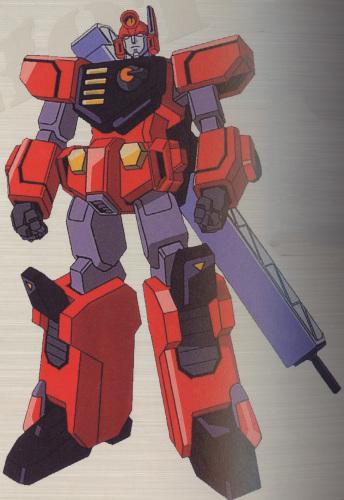 赤ロボ14