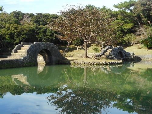 識名園石橋 (2).JPG