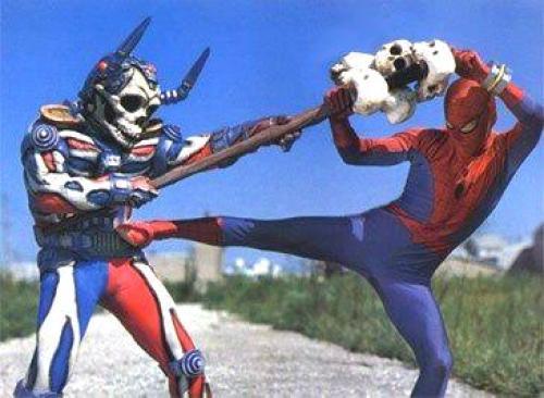 NAVER まとめ過去未来パラレルワールドいろんな世界のスパイダーマン