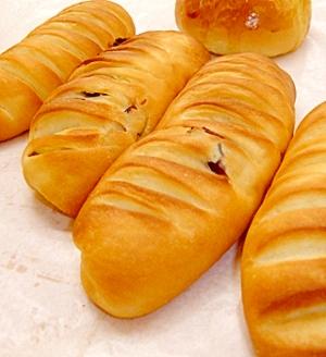 フランスのソフトな棒パン