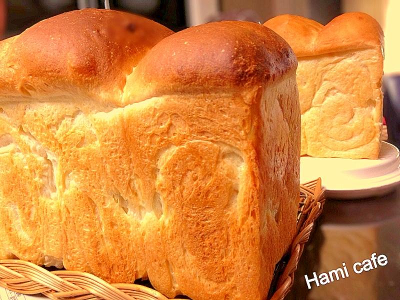 コスト95円!国産・南のめぐみコク&ふわふわ食パン