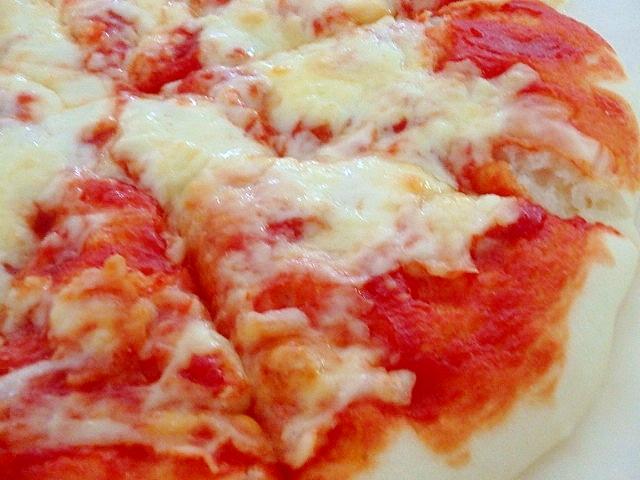 発酵無し★20分でできる簡単ピザ