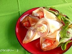 花束サンド