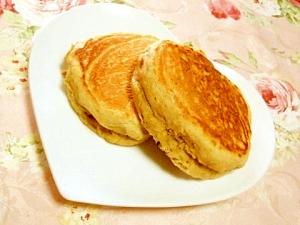 ライ麦配合ふわふわ自家製パンケーキ