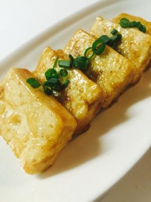 豆腐 ステーキ の 作り方
