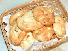 ドライフルーツのソフトクッキー
