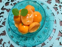 丸ごと愛しいゴールデンオレンジのコンポート