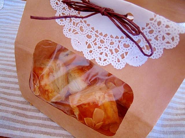 2. アーモンドのさくさくミニチョコパイ