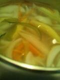 ヤングコーンスープ♪