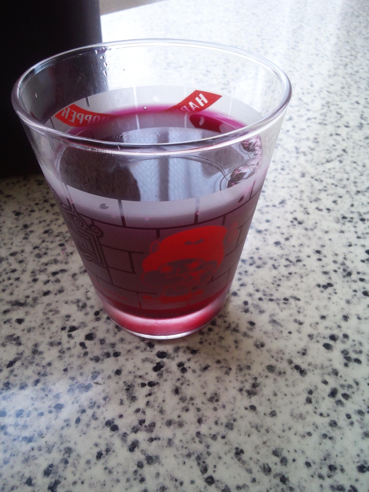 2. 赤しそジュース