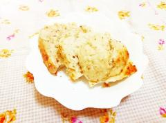 韃靼そば茶入り♪薄力粉で作るHP御飯パン