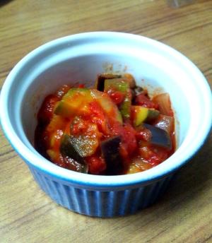 簡単☆夏野菜ラタトゥイユ
