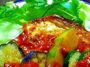 夏野菜のソテー