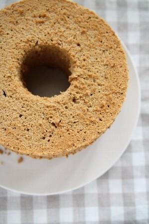 シフォン ケーキ レシピ 17cm