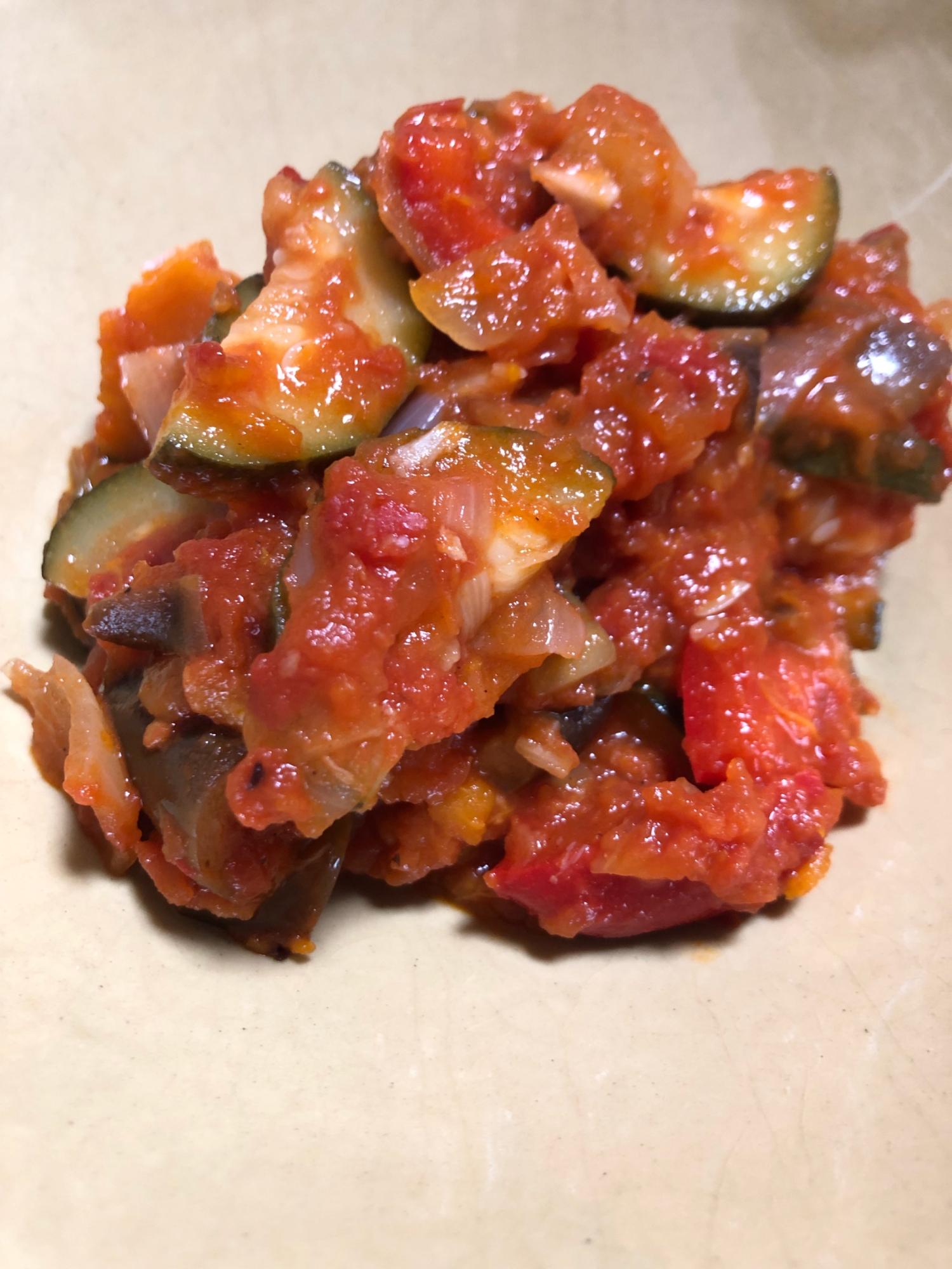 シンプルが一番!ラタトゥイユ レシピ・作り方