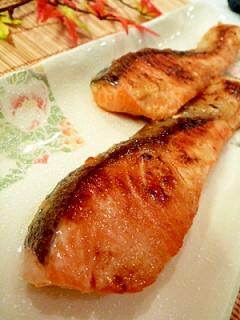 デパ地下の味!自家製★粕漬けの素で「鮭の粕漬け」