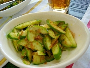 Japanese Food Recipes: 5 minute Japanese Cucumber Pickles
