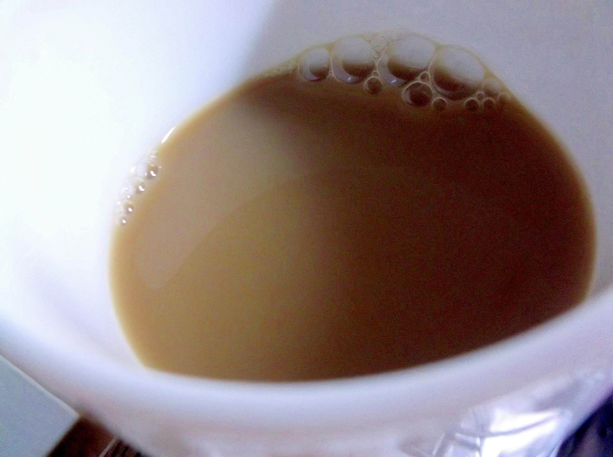 黒豆&豆乳コーヒー★