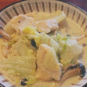 牛乳で簡単 鶏むね肉のクリーム煮 レシピ 作り方 By 2694 楽天レシピ
