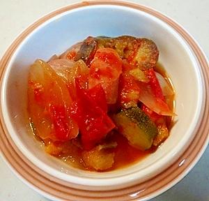 15分でできる!生トマトのミネストローネ