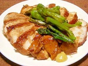 お弁当に丼にオススメ☆軟らか鶏胸肉の照り煮