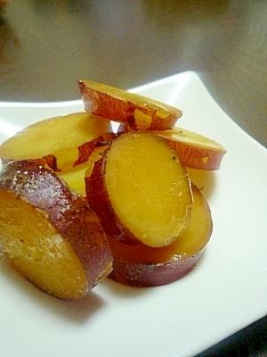 サツマイモ 甘煮