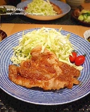 豚肉 生姜焼き レシピ 人気
