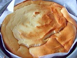 ベイクドヨーグルトケーキ