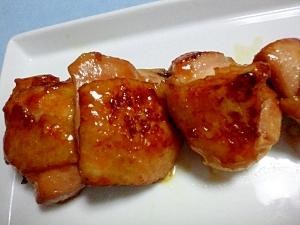 お弁当やお丼に☆鶏肉の照り焼き