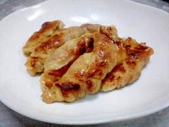 塩麹しょうが味・クルクル巻いて豚キャベツ