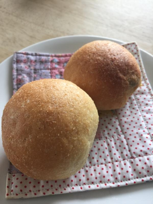 おからパウダー 糖質制限レーズン丸パン レシピ・作り方