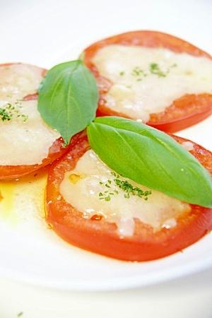 とまとろ! ★トマトのチーズ焼き★