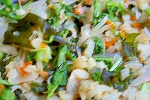あまり野菜のごた煮
