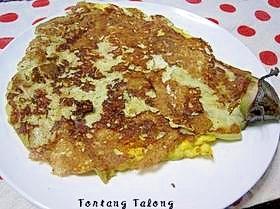 フィリピン料理!トルタンタロン
