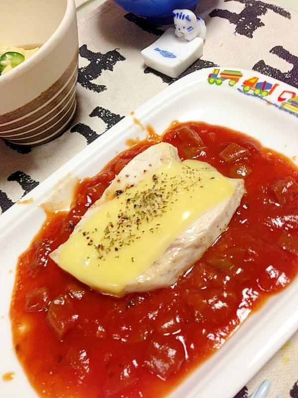 メカジキのチーズ焼き:919