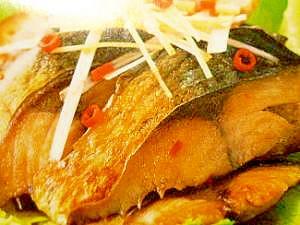 鯖の中華焼き♪