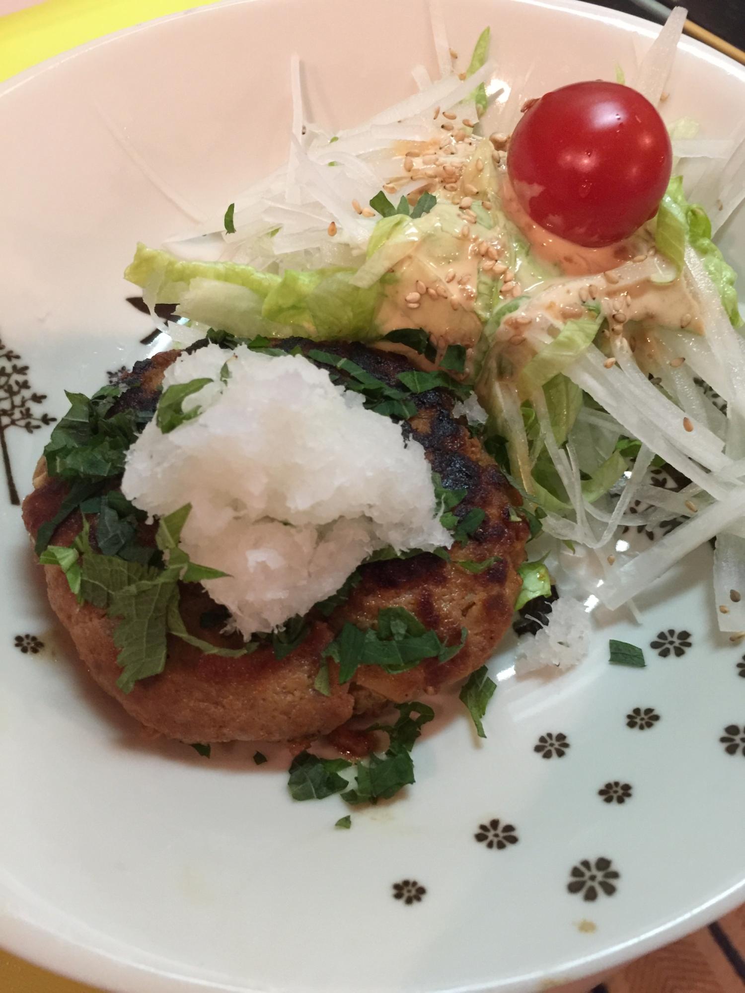 びっくりドンキー風 ほんとに美味しいハンバーグ レシピ・作り方 by vivi0601 楽天レシピ