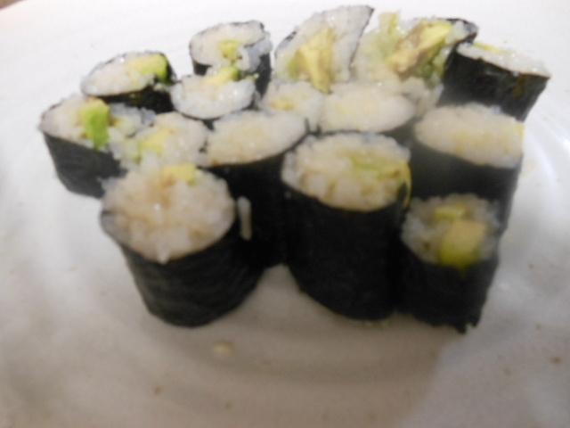 アボカドのお寿司