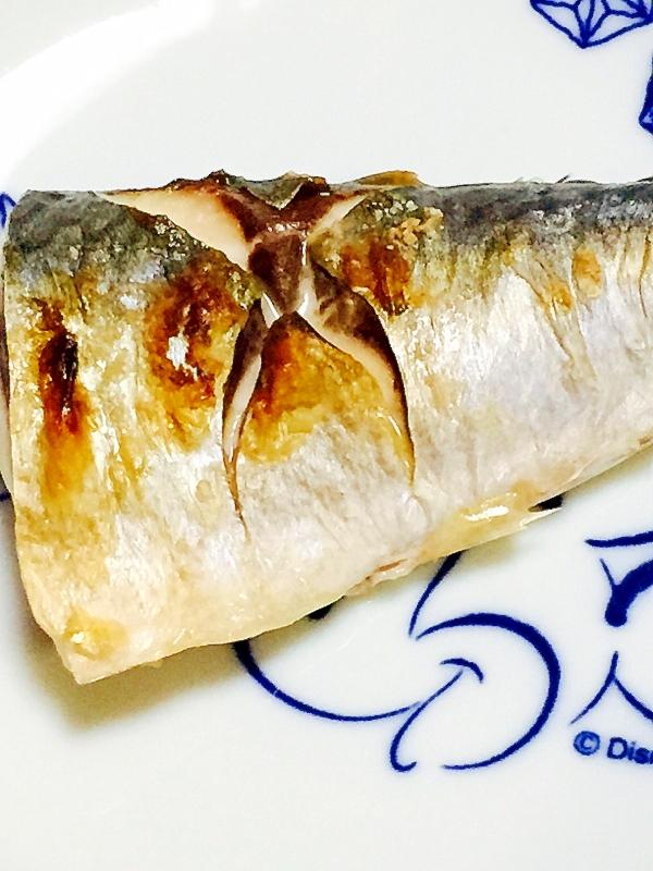 サバの塩焼き☆夕食やお弁当に