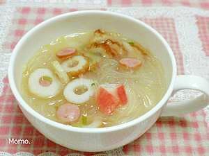 激うま♪春雨スープ